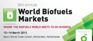[12-14 Марта] World Biofuels Markets Congress & Exhibition