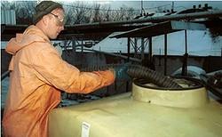 Строительство в Калининградской области биотехнологического комплекса
