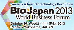 [9-11 Октября] BIO Japan-2013
