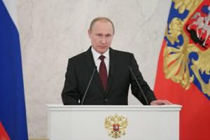 Путин призвал «очистить» экономику от неэффективных технологий