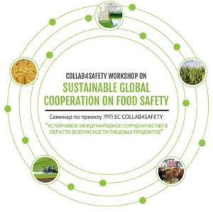 """[18 марта] Международный семинар """"Устойчивое международное сотрудничество в области безопасности пищевых продуктов"""""""