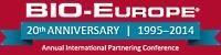 [3 — 5 Ноября] Bio-Europe 2014