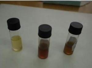Водоросли прорастают химией