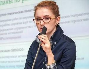 [11 марта в 17:00] лекция Алины Осьмаковой: Организация взаимодействия бизнеса, науки и государства на базе технологической платформы