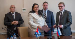 Подписана дорожная карта российско-кубинского сотрудничества