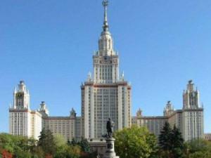 Академическая репутация в Европе: МГУ в пятерке лучших