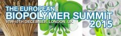 9 – 10 декабря ⇒ 2015 года The 2015 European Biopolymer Summit