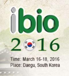 16 — 18 марта 2016 ⇒ BIT`s 9th Annual Congress of Industrial Biotechnology (ibio 2016)