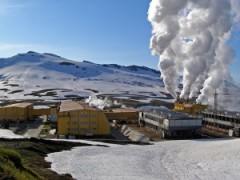 Запасы геотермальной энергии в России в 10-15 раз превышают запасы органического топлива