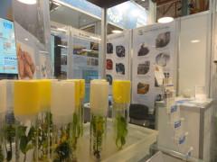 Инжиниринговый центр «Промышленная биотехнология и зеленая химия» (г. Тверь) представил на выставке «ВУЗПРОМЭКСПО-2015» свой стенд и уникальные экспонаты.