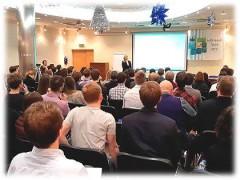 В Научном парке МГУ имени М.В. Ломоносова состоялась первая встреча участников программы «Формула Биотех 2016» с представителями российских компаний.