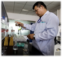 В Китае изобрели полимер, способный изменять свою форму в зависимости от температуры