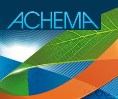 11 — 15 июня 2018 года  ⇒  ACHEMA 2018