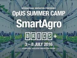 C 3 по 8 июля в сколково пройдет летняя школа отус «SmartAgro БРИКС+»
