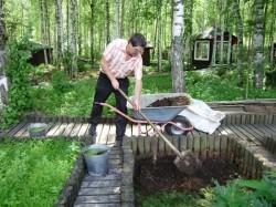 Дождевые черви сделают сибирские фермы безотходными