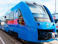 Водородный поезд или «hydrail» будет введен в эксплуатацию на линии в Нижней Саксонии в декабре 2017 года