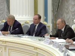 В Кремле обсудили развитие российской науки
