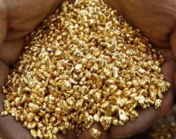 В России научились извлекать золото из угля