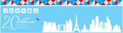 14 марта 2017 ⇒  II международная конференция «Агропромышленность: итоги 2016 и перспективы франко-российского сотрудничества»