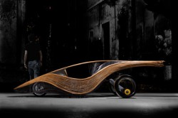 Голландские студенты создали первый в мире «биоразлагаемый» автомобиль