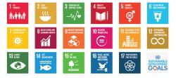 17 целей устойчивого развития в Европе: Sustainable Development Goals