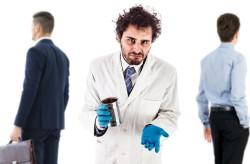 Предприниматели стали меньше финансировать науку