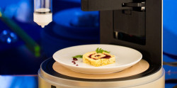 3D-принтер смог напечатать настоящую еду из криогенной муки