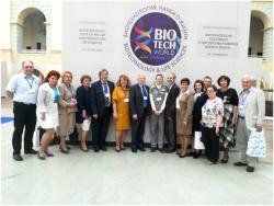 Обсуждены состояние и перспектива биотехнологии