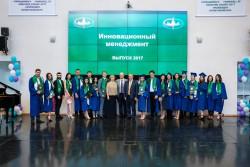 Магистерская программа «Инновационный менеджмент» экономического факультета МГУ