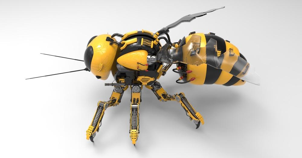 пчела-робот