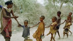 Новый доклад ООН свидетельствует о том, что голод в Африке продолжает расти