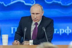 «Ничего чистого не осталось за границей». Путин призвал производить экологичные продукты на экспорт
