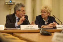 В РАН состоялось заседание совета по сельскому хозяйству.