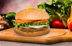 Бургеры для вегетарианцев стали продавать в Великобритании