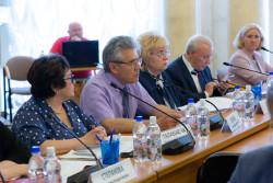 Заседание Совета по приоритетному направлению 20 Г СНТР РФ