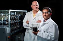 Ученые повысят полезные свойства биоугля