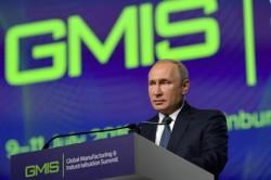 Путин заявил о намерении привлекать госкомпании к научно-технологическому развитию страны