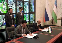 В Ташкентской области будет построен современный биотехнологический комплекс