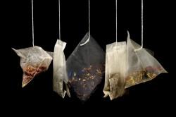 В чайных пакетиках нашли миллиарды микрочастиц пластика
