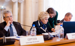 Состоялось очередное заседание Совета по приоритетному направлению НТР РФ 20Г