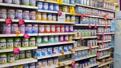 Импорт заменителей грудного молока могут ограничить