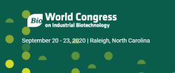 20 — 23 Сентября 2020  —  BIO World Congress on Industrial Biotechnology and AgTech 2020