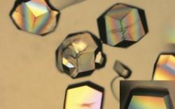 Ученые усовершенствовали метод определения структуры кристаллов белка