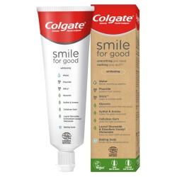 Colgate представила новую зубную пасту в перерабатываемом тюбике